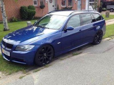 brugt BMW 320 2,0 Van