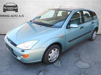 usata Ford Focus 1,6 Ghia 100HK 5d - Personbil