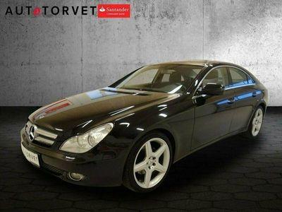 brugt Mercedes CLS320 3,0 CDi aut.