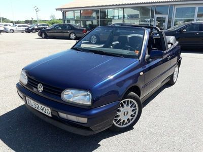 brugt VW Golf Cabriolet III 1,8 Bon Jovi