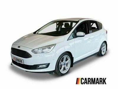 brugt Ford C-MAX 1,5 TDCi 120 Titanium+ aut.