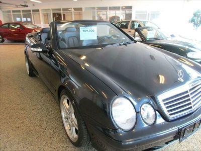 brugt Mercedes CLK200 Komp. Cabriolet Elegance