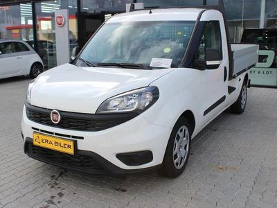 used Fiat Doblò 1,6 MJT Work up 105HK Ladv./Chas. 6g