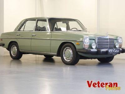 second-hand Mercedes W114 280 / 84-dørs