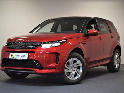 brugt Land Rover Discovery Sport 2,0 D180 R-Dynamic S aut.