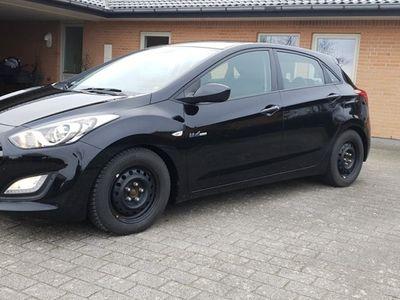 brugt Hyundai i30 1.6 CRDi 5 dørs Hatchback