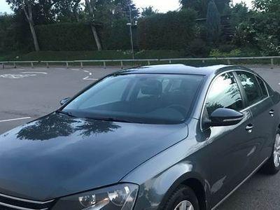 brugt VW Passat 2,0 sedan
