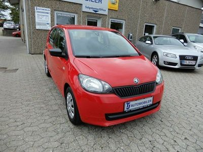käytetty Skoda Citigo 1,0 60 Ambition GreenTec