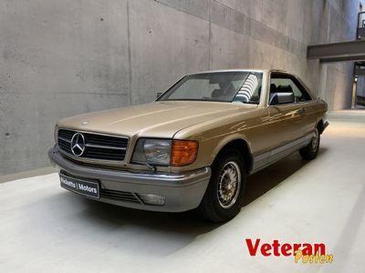 brugt Mercedes 500 SEC