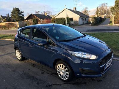 brugt Ford Fiesta 1.0 (80 HK) Hatchback, 5 dørs Forhjulstræk Manuel