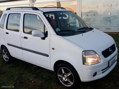 used Opel Agila 1,2 Family 75HK