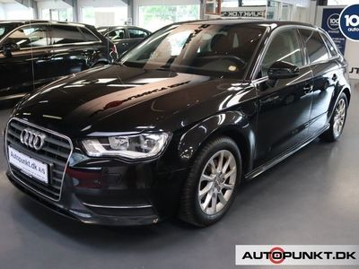 brugt Audi A3 Sportback 1,6 TDi 110 Ultra Attraction