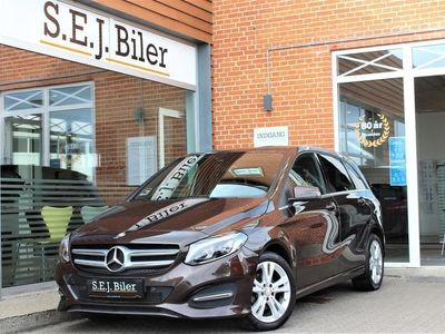 brugt Mercedes B200 d 2,1 CDI Business 136HK 6g A+