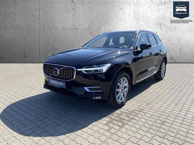 brugt Volvo XC60 2,0 D4 Inscription AWD 190HK 5d 8g Aut. - Personbil - Sortmetal