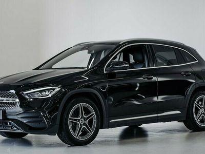 brugt Mercedes GLA220 d AMG Line aut. 2020