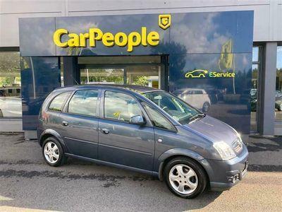 brugt Opel Meriva 1,4 Twinport Limited 90HK