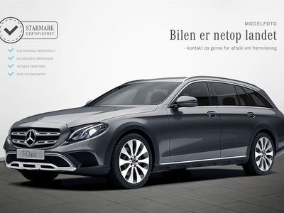brugt Mercedes E220 2,0 All-Terrain aut. 4-M