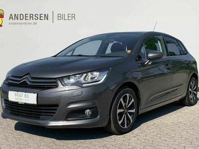 brugt Citroën C4 1,6 Blue HDi Feel+ start/stop 100HK 5d
