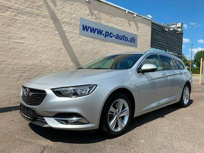 brugt Opel Insignia 1,6 CDTi 136 Dynamic ST