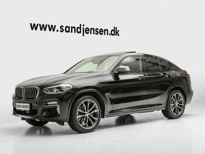 brugt BMW X4 3,0 M40i xDrive aut.