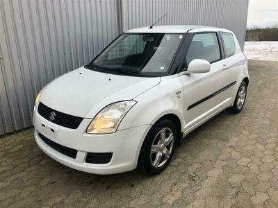 brugt Suzuki Swift 1,25 DDIS GL 75HK 3d
