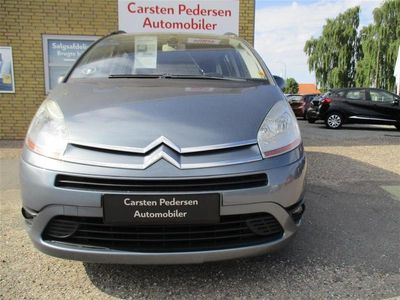 brugt Citroën C4 Picasso 1,8 i 16V VTR Plus 127HK