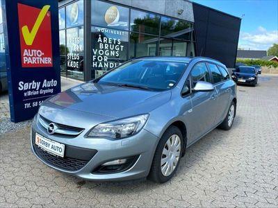 brugt Opel Astra 140 Enjoy ST