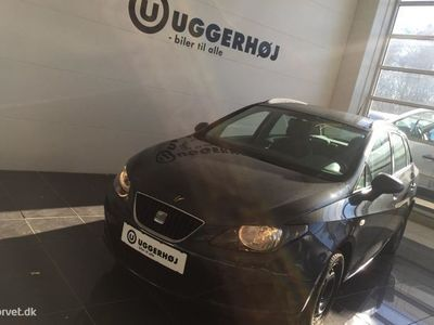 brugt Seat Ibiza 1,2 Commonrail TDI DPF Reference 75HK Stc