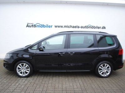 brugt Seat Alhambra · 2,0 TDi 136 Style eco 7prs · 5 d¸rs