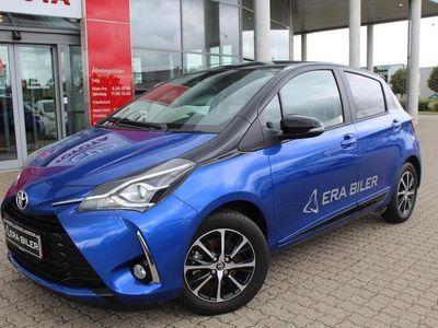 gebraucht Toyota Yaris 1,5 VVT-I T3 Premiumpakke 111HK 5d 6g