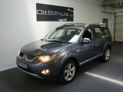 usata Mitsubishi Outlander 2,0 DI-D Intense Van
