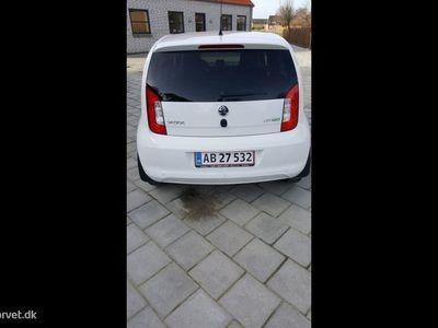 brugt Skoda Citigo 1,0 Elegance Greentec 75HK 5d