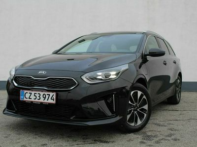 brugt Kia cee'd 1,6 PHEV Upgrade+ SW DCT