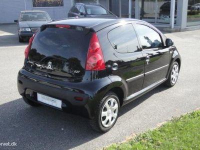 brugt Peugeot 107 1,0 Active 68HK 3d