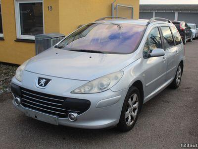 brugt Peugeot 307 1,6 T6 HDi st. car