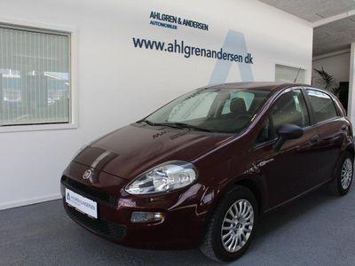 używany Fiat Punto 2012 1.2 69