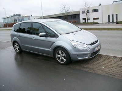 brugt Ford S-MAX 2,0 Ambiente 7prs