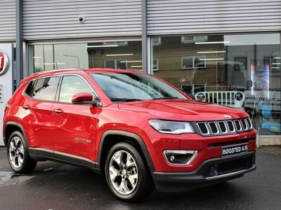 brugt Jeep Compass 1,6 M-Jet 120 Limited