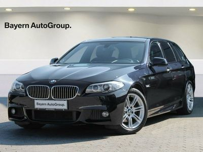used BMW 520 d 2,0 Touring M-Sport aut.