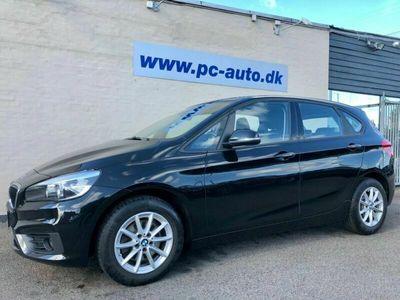 brugt BMW 220 Active Tourer d 2,0 Advantage aut. 5d
