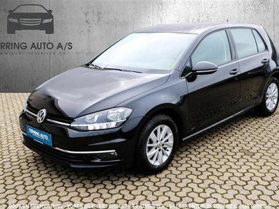 brugt VW Golf 1,4 TSI BMT Comfortline 125HK 5d 6g - Personbil - Sølvmetal
