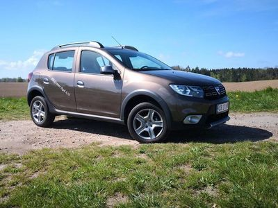 used Dacia Sandero 0,9 Tce Stepway Prestige Start/Stop 90HK 5d