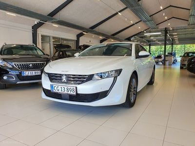 used Peugeot 508 1,5 BlueHDi Allure EAT8 start/stop 130HK 8g Aut.