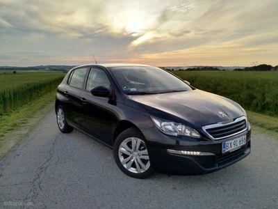 begagnad Peugeot 308 1,6 BlueHDi Active 120HK 5d