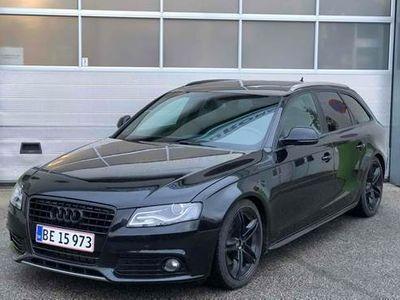 brugt Audi A4 TDI 2,0