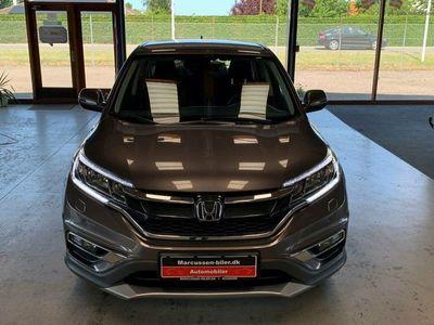 brugt Honda CR-V 1,6 i-DTEC Elegance
