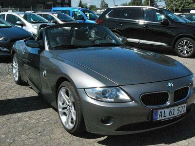 brugt BMW Z4 2,2 Roadster