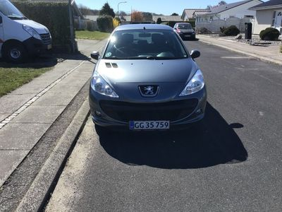 second-hand Peugeot 206+ 1,4 HDI 68 HK 5-D