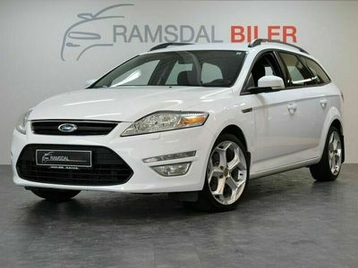brugt Ford Mondeo 2,0 TDCi 140 Trend stc. aut.