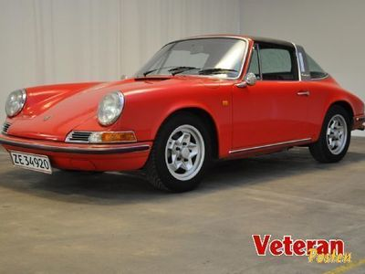 begagnad Porsche 911 T 1971